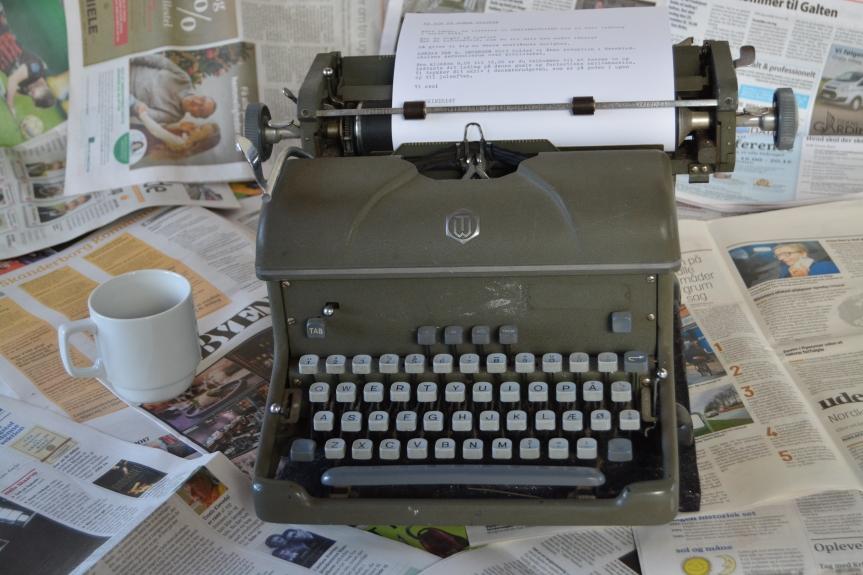 Skrivemaskine2