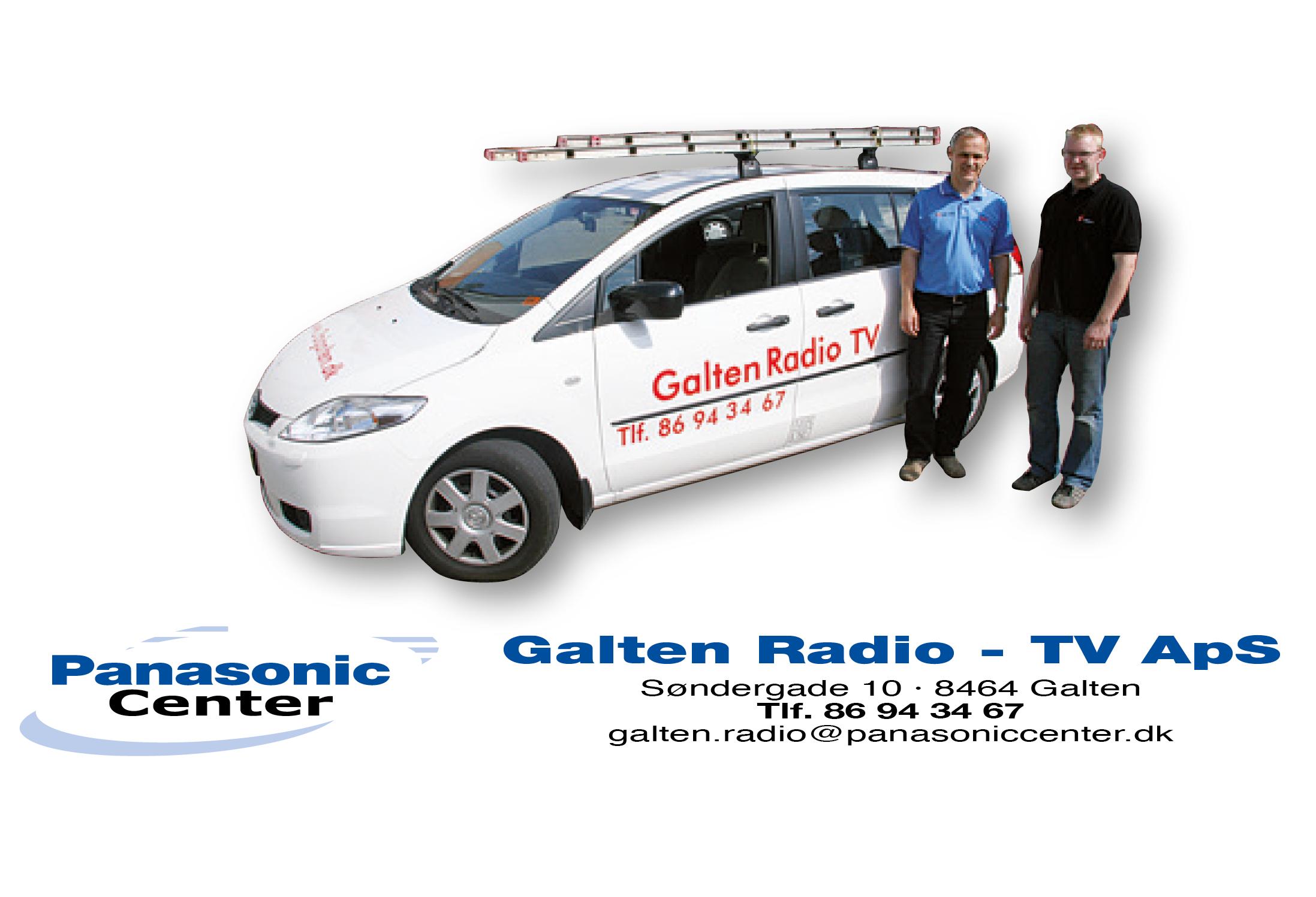 Galten Radio-TV annonce WEB