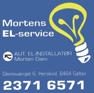 Mortens_EL-service