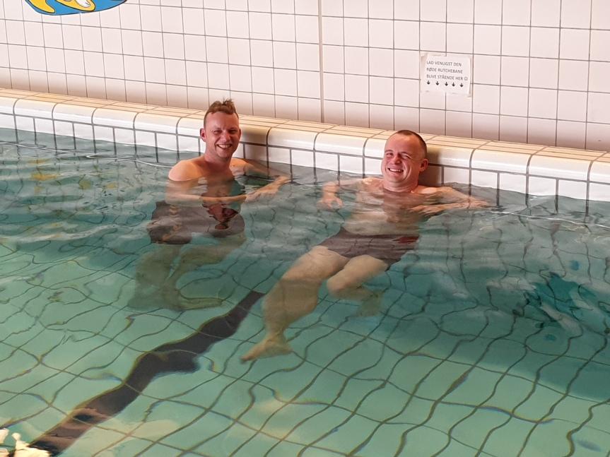 Svømmerne får endnu ensæson